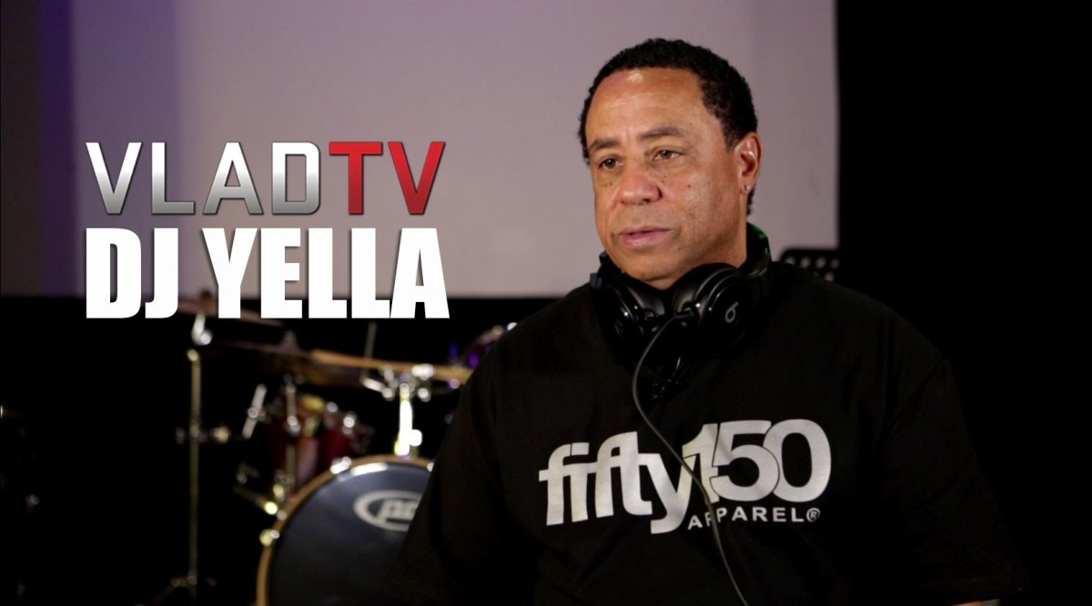 dj yella discusses being the only nwa member at eazye�s