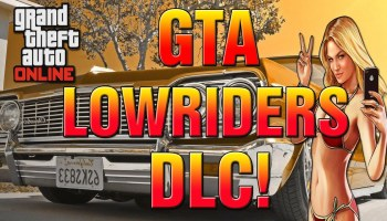 GTA 5 Lowriders DLC Part 2 – Customize ALL Cars At Benny's